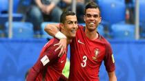İlk Telefon Ronaldo'dan!