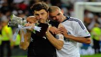 Casillas'tan Pepe Paylaşımı!