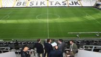 UEFA Heyeti 2019 Süper Kupa Finali İçin Vodafone Park'ta İncelemelerde Bulundu!