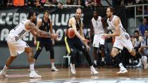 Beşiktaş Sompo Japan: 71 - Fenerbahçe Doğuş: 76