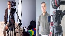 Şenol Güneş ve Pepe UEFA'nın Çekimlerinde Yer Aldı!