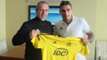 Aras Özbiliz  FC Sheriff'e Transfer Oldu!