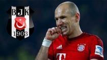 Beşiktaş'a Robben Müjdesi!