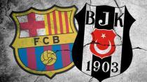 Barcelona'dan BJK Paylaşımı!