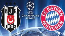 Bayern'den Maç Esnasında Beşiktaş Paylaşımı Gürültülü....