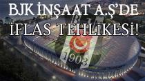 BEŞİKTAŞ'A İFLAS ŞOKU!