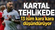 Beşiktaş'ta Büyük Tehlike!
