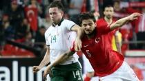Türkiye 1 - İrlanda Cumhuriyeti 0