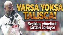 Talisca 1 Yıl Daha Beşiktaş'ta Kalsın!