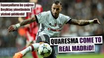 'Ronaldo'nun Dopingi Quaresma!'
