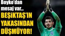 Denys Boyko'dan Flaş Beşiktaş Açıklaması!