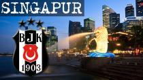 Beşiktaş Singapur'da Devlere Karşı!