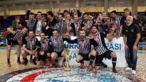 Türkiye Kupası Şampiyonu Beşiktaş Mogaz!