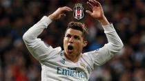 Cristiano Ronaldo'dan Flaş Beşiktaş Mesajı!