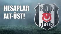 Beşiktaş'ta 2 Yıldız Sakatlandı!