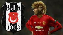 Fellaini ''Beşiktaş'la Anlaştım''