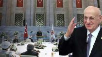 Atatürk Demeyen Meclis Başkanı İsmail Kahraman'ın 3 Bin Kişilik İftarına Boykot!