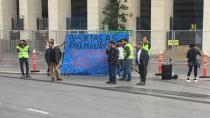 Vodafone Park İşçileri 8 Aylık Alacakları İçin Eylem Yaptı!