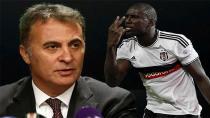 Beşiktaş Demba ba'ya Rest Çekti!