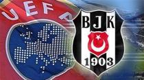 UEFA'dan Beşiktaş'a Para Cezası!