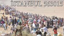 Türkiye'ye Gelen Suriyeli Sayısı 3 Milyon 570 Bin 352 Oldu!