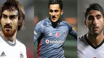 Beşiktaş'ta Yönetimi Çıldırtan 3'lü!
