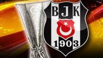 Beşiktaş'ın UEFA Avrupa Ligi'ndeki Rakibleri Belli Oldu!