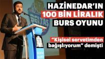 Murat Hazinedar'ın Burs Oyunu!