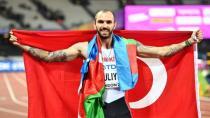 Ramil Guliyev Tarih Yazdı!