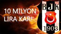 Beşiktaş Kâr Açıkladı!