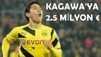 Kartal Kagawa'ya Gidiyor!