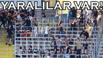 LASK Linz - Beşiktaş Maçında Olaylar Çıktı!