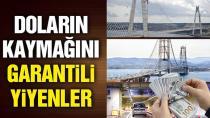 Köprüye & Otoyola Dövizli Garanti!