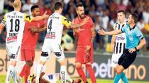 Beşiktaş'ın golü Acı Gelmiş!