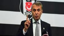 Beşiktaş Başkanı Fikret Orman: 'Negredo Gidebilir Vida Bizimle'