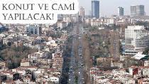 Beşiktaş'taki Askeri Alan İmara Açıldı!