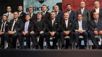 Beşiktaş'ta Yeni Yönetim Mazbatasını Aldı!
