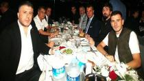 Beşiktaş Yönetimi ve Takım Yemekte Buluştu!