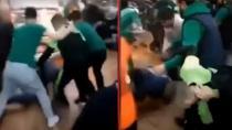 Beşiktaşlılara Saldıran Bursaspor Taraftarlarından 2'si Gözaltında!