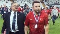 Rahmi Özcan 'Hayalim Beşiktaş!'