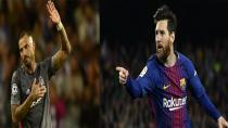 Quaresma Messi'yi Geride Bıraktı!