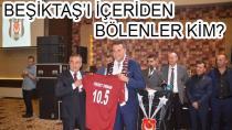 Fikret Orman 'Beşiktaş'ı İçinden Bölmek Beşiktaşlılığa Yakışan Birşey Değildir!''