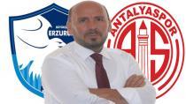 Erzurumspor ile Antalyaspor Arasında Kurulan Müthiş Tezgah!