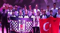 Beşiktaş'ın Gençleri Namağlup Şampiyon!