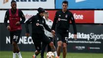 Beşiktaş'ın Genk maçı Kadrosu Belli Oldu!
