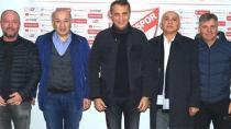 'Türk Sporunun Yapılanmaya İhtiyacı Var!''