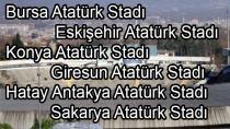 İşte TOKİ'nin Yıkacağı Atatürk Statları!