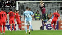 Beşiktaş-Malmö Karşılaşmasının Oranları Belli Oldu!