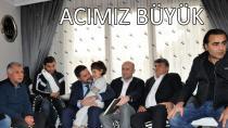 Mehmet Tutulkan'ın Ailesine Taziye Ziyareti Yapıldı!