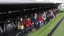 Beşiktaş Şehit Çocukları Vodafone Park'ta Ağırladı!